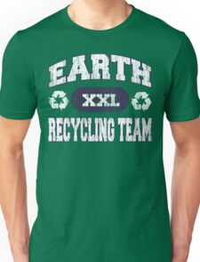 Earth Day Recycling Team Unisex T-Shirt