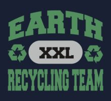 Earth Day Recycling Team Kids Clothes