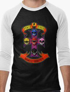 Appetite for Morphin! Men's Baseball ¾ T-Shirt