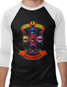 Appetite for Morphin! Men's Baseball ¾ T-Shirt