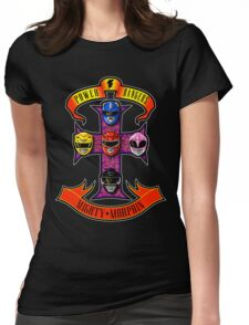 Appetite for Morphin! Womens Fitted T-Shirt