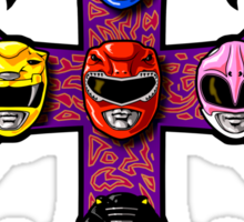 Appetite for Morphin! Sticker