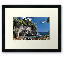 2345-Warm and Inviting Framed Print