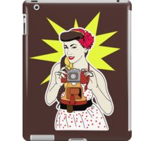 Pin Up iPad Case/Skin