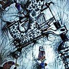 hallucitory ironic machine by Roy Northrop