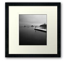 Ponton Framed Print