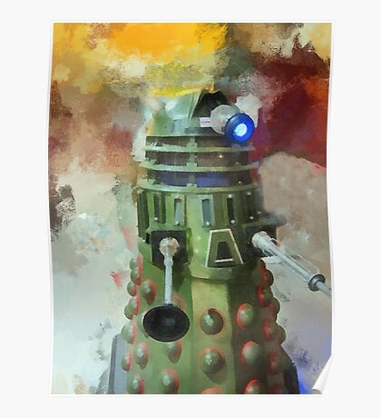 Dalek invasion of Earth, AD 2013 Poster