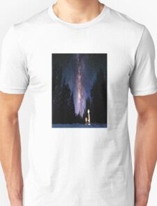 Calvin And Hobbes In The Night T-Shirt