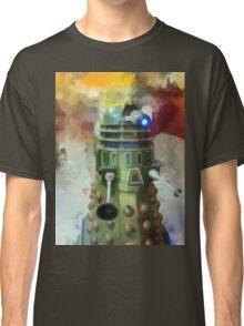 Dalek invasion of Earth, AD 2013 Classic T-Shirt