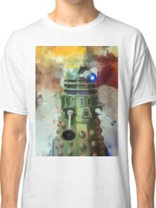 Dalek invasion of Earth, AD 2013 Classic T-Shirt