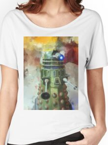 Dalek invasion of Earth, AD 2013 Women's Relaxed Fit T-Shirt