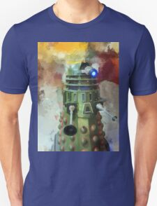 Dalek invasion of Earth, AD 2013 Unisex T-Shirt