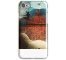 A Bailarina do Sótão - The Mirror iPhone Case/Skin