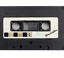 retro cassette tapes  by dubassy