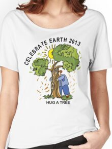Celebrate Earth Day 2013 Women's Relaxed Fit T-Shirt