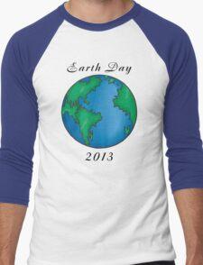 Earth Day 2013 Men's Baseball ¾ T-Shirt