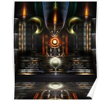The Throne Room Poster