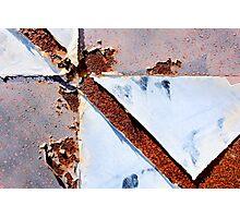 Designer Rust Photographic Print