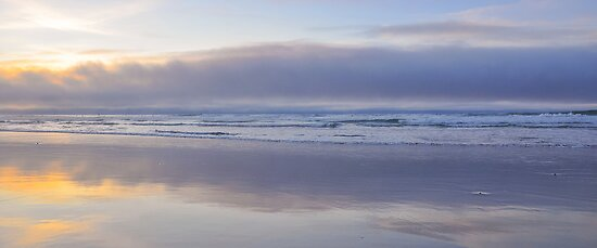 Sandy Beach by Reese Ferrier
