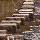 Stepping Stones by PhotoLouis