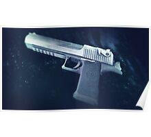 CSGO Gun Series | DEAGLE Waves Poster