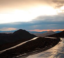Mt Evans Road by Reese Ferrier