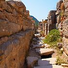 The remains of the Roman Kingdom, the city of Ephesus, Turkey by Kirk D. Belmont Photography