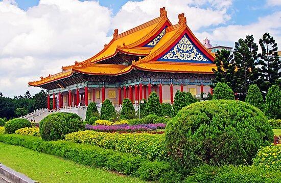 National Concert Hall, Taipei by TonyCrehan