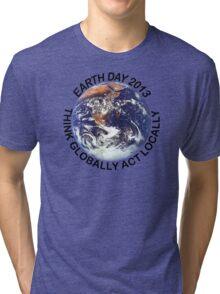Earth Day 2013 Tri-blend T-Shirt