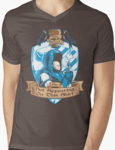 The Aptly Named Sir Not Appearing On This Shirt Mens V-Neck T-Shirt