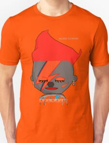 Bhaloidam Homage to Aladdin Sane T-Shirt
