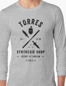 Torres Synthesis Shop Long Sleeve T-Shirt