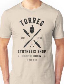 Torres Synthesis Shop Unisex T-Shirt