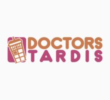 Doctors Tardis by FAMOUSAFTERDETH