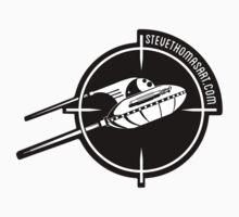 UFO logo by stevethomasart