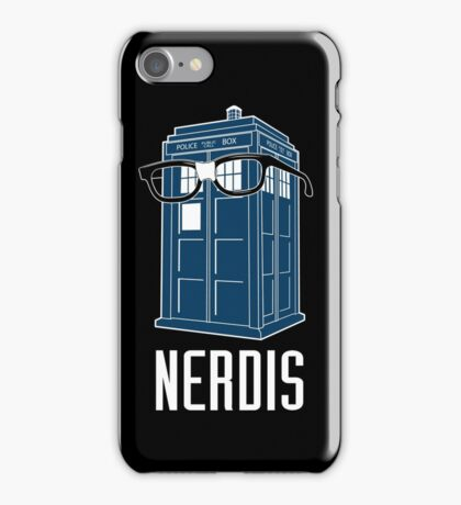 N.E.R.D.I.S iPhone Case/Skin
