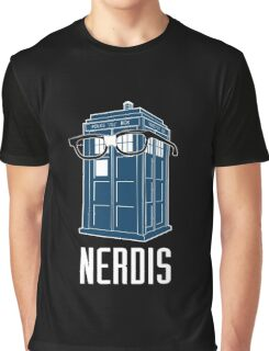 N.E.R.D.I.S Graphic T-Shirt
