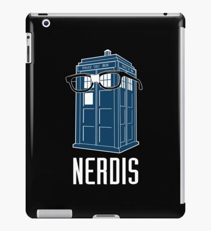 N.E.R.D.I.S iPad Case/Skin