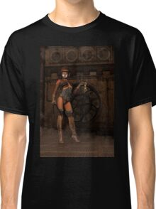Steampunk Sally - Dominatrix Classic T-Shirt