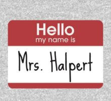 Mrs. Halpert by Mary Elilzabeth Roberts