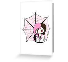 Neo Chibi Greeting Card