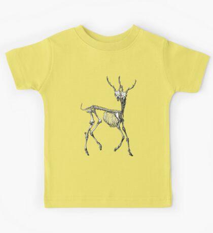 Sincere The Deer Kids Tee