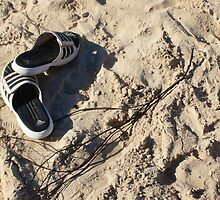 Sandals by Richard Osborne
