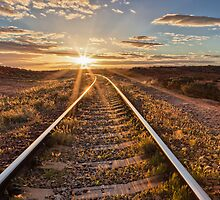South Australia Sunset by William Bullimore