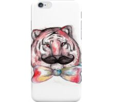 Smart Tiger iPhone Case/Skin