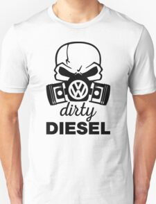 Dirty Diesel, VW Gas Mask T-Shirt