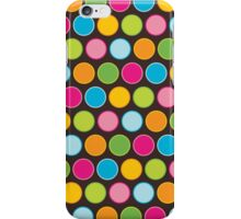 Chocolate Dots iPhone Case/Skin