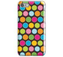 Chocolate Dots iPhone Case/Skin