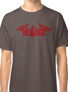 I Am The Night (Red) Classic T-Shirt