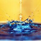 Splash In Blue by Annie Underwood
